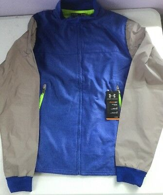 UNDER ARMOUR Chess-O-Peake Men's UA Storm Gear Waterproof Jacket New NWT