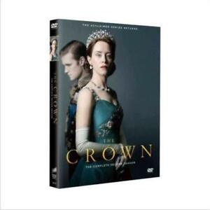 The-Crown-Season-Two-3-DVD-set-FREE-Standard-Shipping-NEW