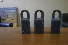 3 Ge Supra Ibox Lock Box Real Estate Security Set Of 3 For Parts Only No Key