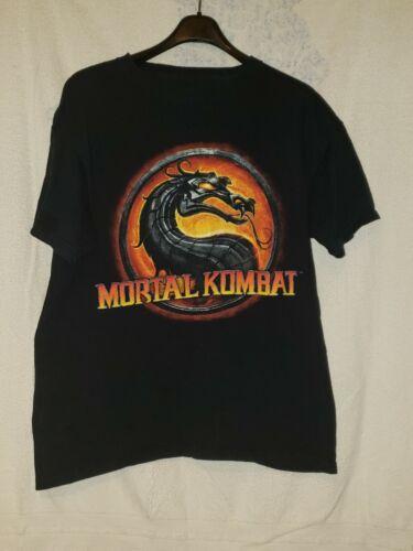 Men's Mortal Kombat Tshirt Sz.L - image 1