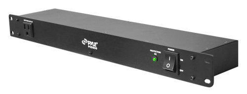 Pyle PCO850 nivel estándar acondicionamiento de de de energía extraíble Luces, 15 Amp y 9 salidas 06db59