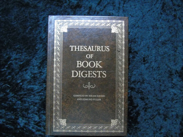 Thesaurus of Book Digests Library by Rh Value Publishing, Hiram Collins...