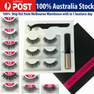 Magnetic-False-Eyelashes-Natural-Eye-Lashes-Extension-Liquid-Eyeliner-Tweezer