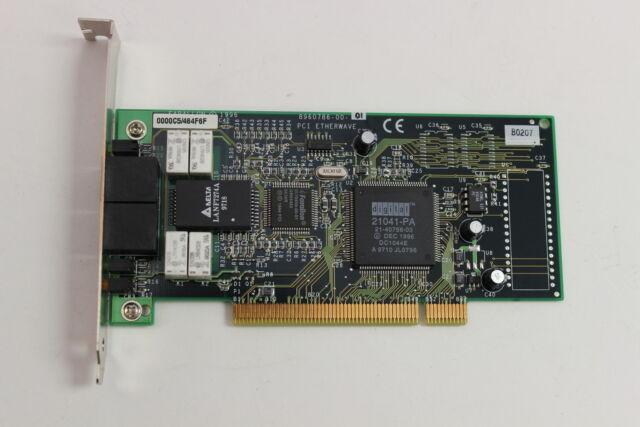 INTEL 21041 PCI ETHERNET ADAPTER DRIVERS WINDOWS 7