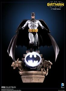 Statue murale Batman 1.7 choc de la culture pop