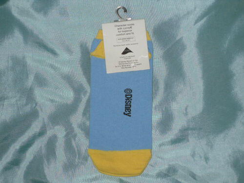 Disney Character Trainer Socks UK Size 4-7 Various Different Characters