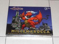MILLENAROCCA Le saghe di Conquest NUOVO 2003 disegno Sergio Toppi