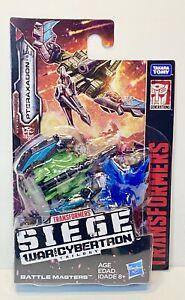 Transformers PTERAXADON War for Cybertron BATTLE MASTERS WFC Siege NEW