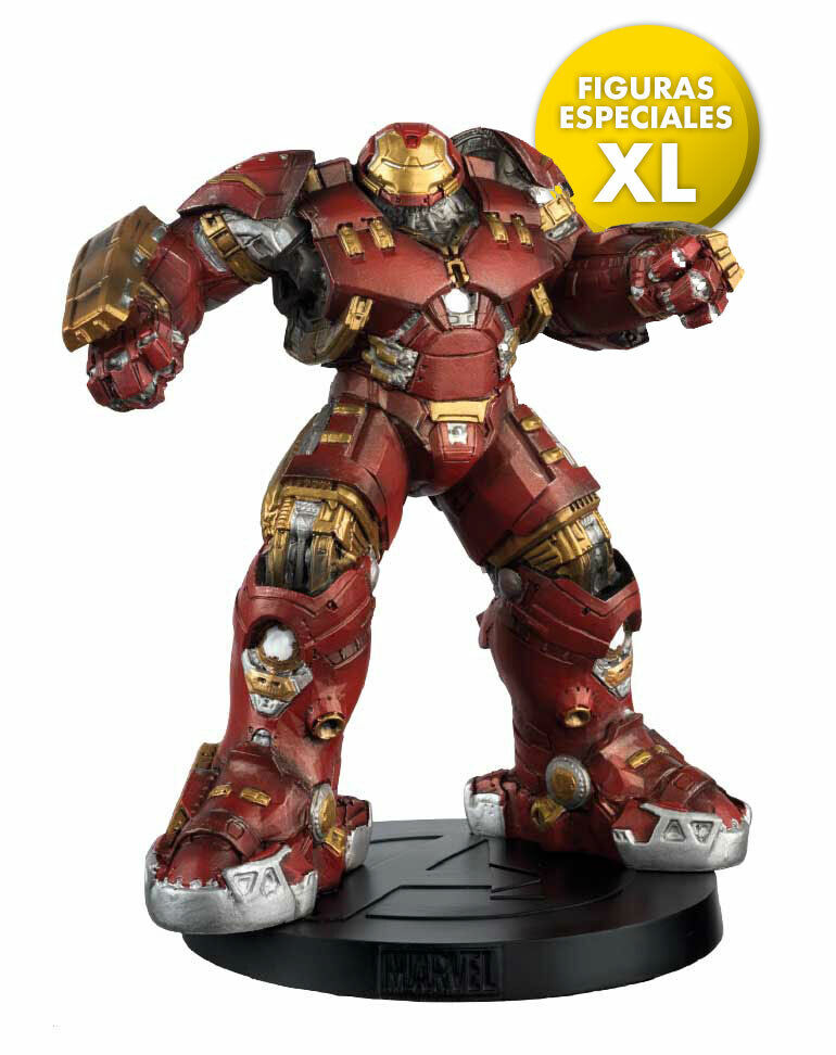 iron homme-hulk buster-marvel-movie Collection altaya 1  16  mieux acheter