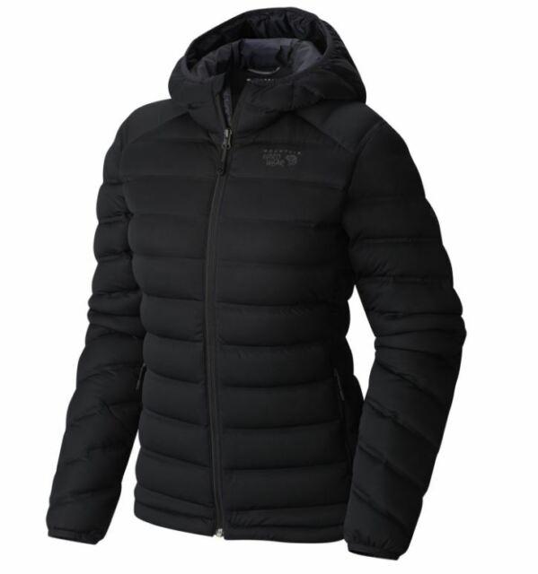 Mountain Hardwear Women/'s StretchDown Hooded Jacket OL0123