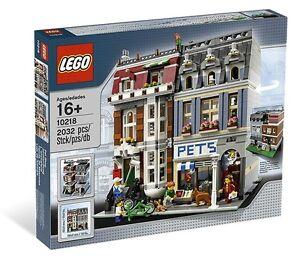LEGO® Exclusiv Creator Zoohandlung 10218 *NEU & OVP* passt zu 10247, 10197