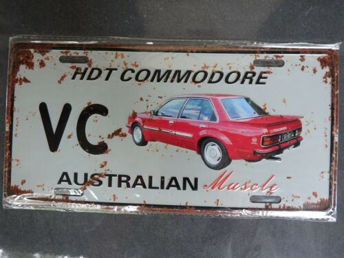 Vintage Tin Shed Garage /& Bar,Man Cave COMMADORE VK GROUP A Rustic Metal Sign