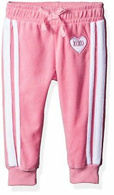 XOXO Girls Toddler Velour Pant