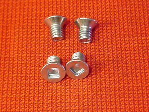 Starter /& Generator Pole Shoe Screws 3//8-24 Delco Remy Ford Prestolite