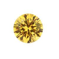Rare Natural Fine Yellow Diamond Melee - Argyle Mine Australia 1.2mm - 3.7mm