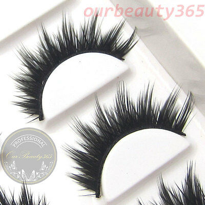 NEW BXM11 THICK LEVEL EXTENSION False eyelashes PARTY eye lashes BEAUTY makeup