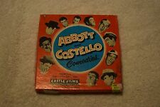Vintage Abbott And Costello Comedies, Castle Films