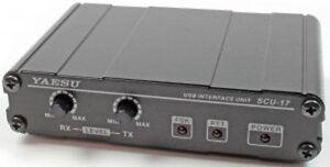 SCU-17 YAESU interfaccia modi digitali per apparati YAESU ref 100150