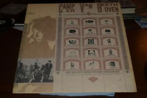 CAMPER-VAN-BEETHOVEN-Our-Beloved-Revolutionary-Sweetheart-039-88-og-LP-EX-VG