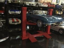 1/24 1/25 Scale Model Car Lift  Two Post Lift   Twin Post Lift   3D Printed!
