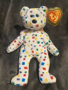 TY 2K Beanie Baby With Many Errors! Mint Condition!