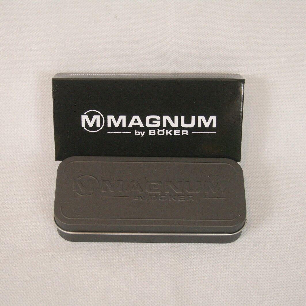 BÖKER MAGNUM Messer Klappmesser Taschenmesser Waves Fishbone 01MB100 01MB009 01MB009 01MB009 NEU    Feinbearbeitung  f5693f