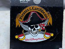 Disney LE 500 4 Pins D23 Skull Logos Pirates of the Caribbean 20Yrs Trading 2020