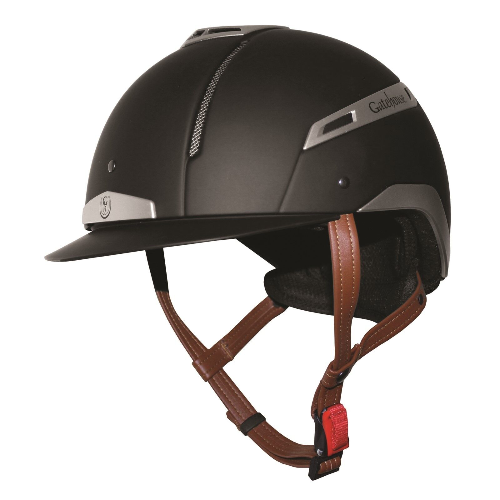 Gatehouse Volare Riding Hat Vented PAS 015 Standard NEW
