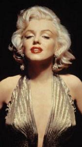 Marilyn Monroe Earrings