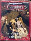 AD&D 2 RAVENLOFT VAN RICHTEN'S GUIDE TO THE CREATED