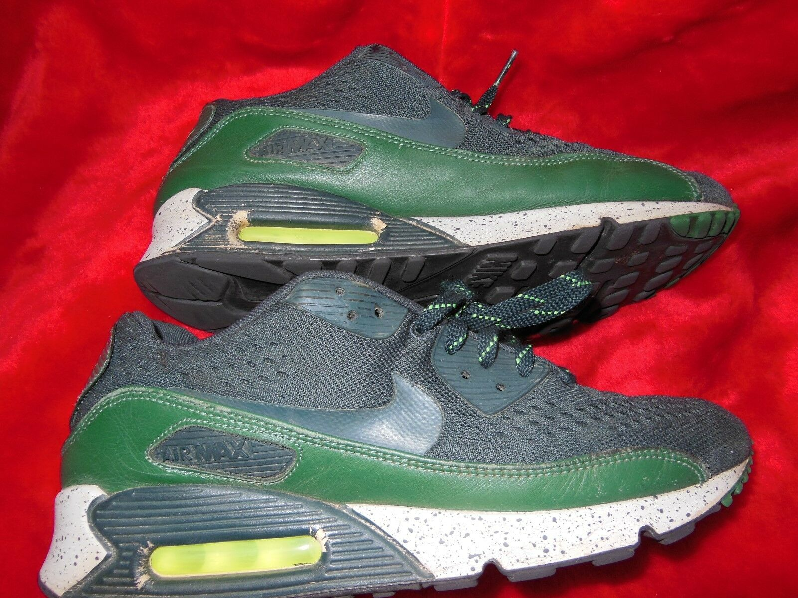Nike Air Max Mesh Seaweed Green Grey SZ 10 10 10 d78bca