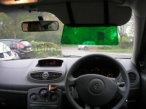 New-Sun-Visor-Extension-Shade-Tinted-Anti-Dazzle-Glare-Reducer-Ideal-For-Low-Sun