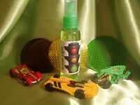 Green Light Alert All Day-essential Oil Spray Stay Awake Pick Me Up All Natural