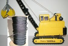 STRING FOR A MIGHTY TONKA CRANE CLAM TOW WRECKER Truck -NEW PART-