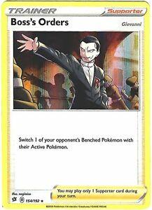 Boss-039-s-Orders-154-192-Ultra-Rare-Pokemon-Sword-and-Shield-Rebel-Clash