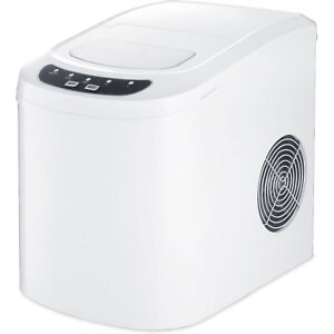 Frigidaire-Compact-Ice-Maker-ICE102-White