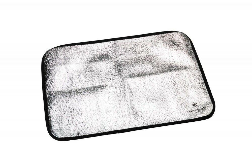 Snow Peak Brenner Blatt L GP-006R Außen Carbon Aramid Tuch Aluminium von Japan