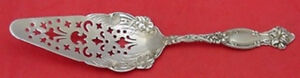 """Antiques Efficient Frontenac By International Sterling Silver Jelly Cake Server 8 1/8"""" Other Antique Furniture"""