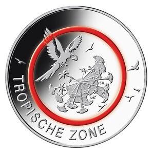 5 Euro Deutschland Tropische Zone Klimazonen Der Erde 2017