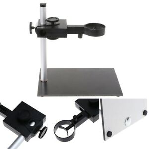 Universal-Digital-USB-Microscope-Holder-Stand-Support-Bracket-Adjust-up-and-down