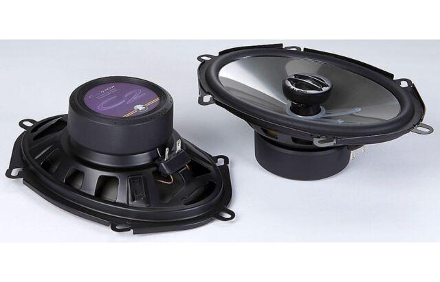 JL Audio Evolution C2-570x 5x7 2-Way Coaxial Car Speakers NEW in BOX