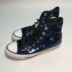 Converse All Star High Top Dark Blue