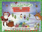 Doodle and Activity Advent Placemats by Barron's Educational Series (Paperback, 2014)