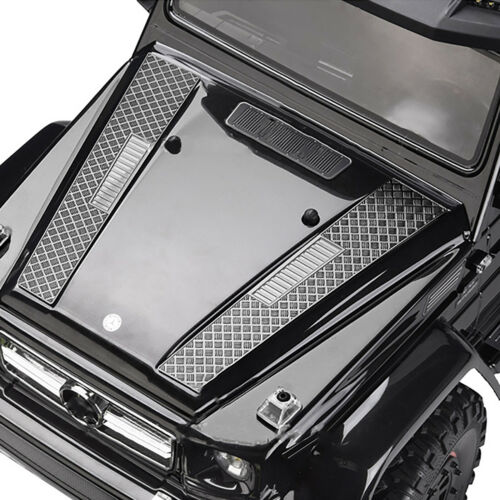 For Traxxas TRX6 G63 TRX4 G500 RC Car Durable Anti-skid Plate Decorative Parts