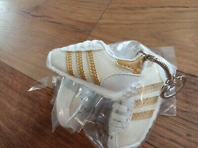 Adidas Originals authentic 3D keychain/keyring vintage mini shoes, rare, new   eBay