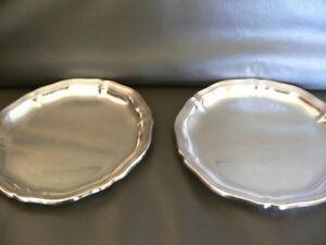 2 dessous de carafe en métal argenté 1gh82s9E-08013640-582678854