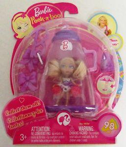 Barbie Peek A Boo Petites Cheer Dears Collection 97 Win Willa