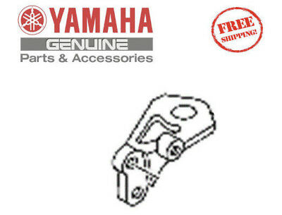 YAMAHA OEM Ball Hitch Plate Hook 2003-2014 Kodiak Bruin Grizzly 5ND-F8488-20-00