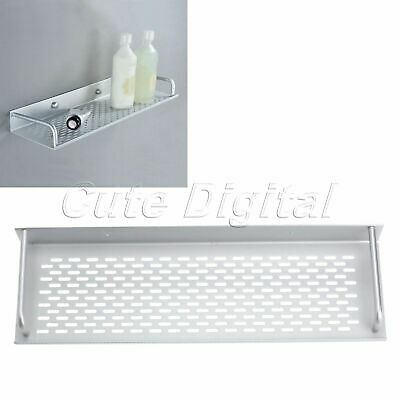 Wall Mounted Aluminum Bathroom Soap Shampoo Rack Holder