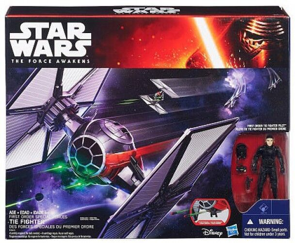 Star Wars The Force Awakens Special Forces TIE Fighter 3.75-Inch Vehicle